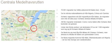 MIG om Centrala Medelhavsrutten v29 2016