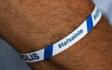 Polisens tjafsa inte armband