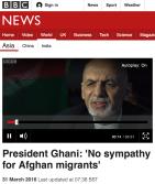 Presiden Ghani 31.3 2016