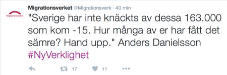 Sverige har inte knäckts MIG GD 3.7 2016