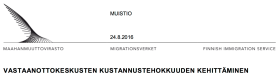 Migri om förläggningarnas kostn.effektivitet 24.8 2016